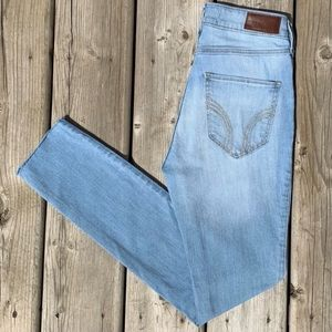 Hollister High Rise Skinny Jeans Size 24